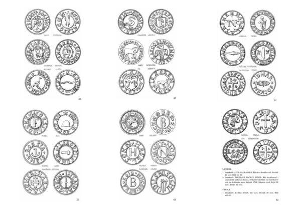 Alla sockensigill från Hälsingland - Brokig silversmycken